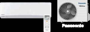 WIN 1 of 3 Panasonic 25VKR heat pumps