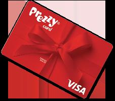 Prezzy card