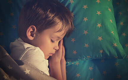 Get a cool night's sleep