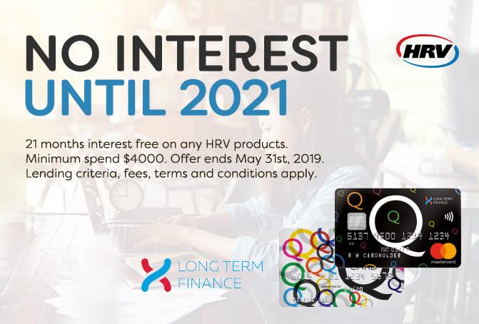 21 months interest free*