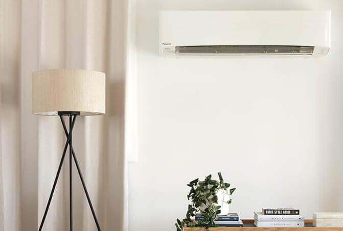 High Wall Air Conditioning (Whole Home)