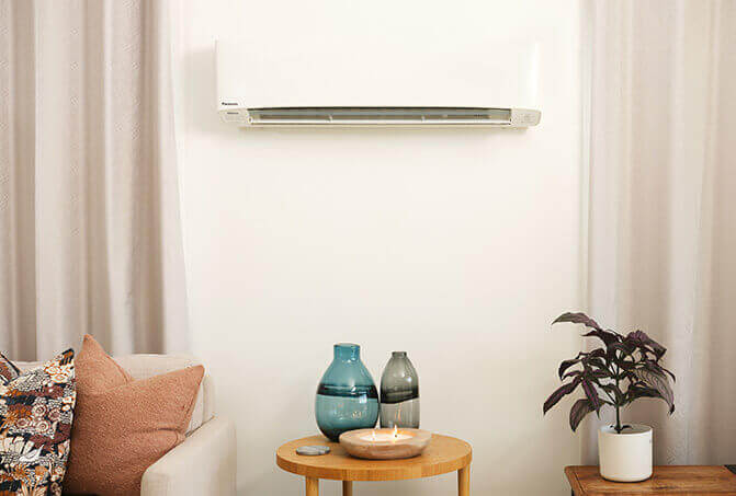 High Wall Air Conditioning (single room)