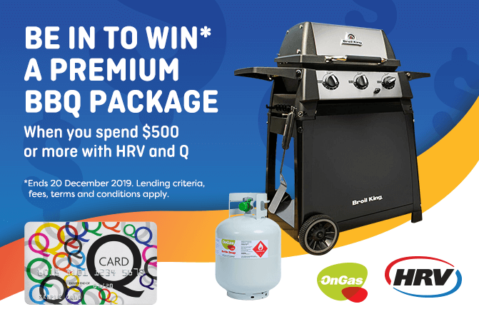 Love that summer feeling with HRV Cooling. Be in to win* a $1200 BBQ prize package