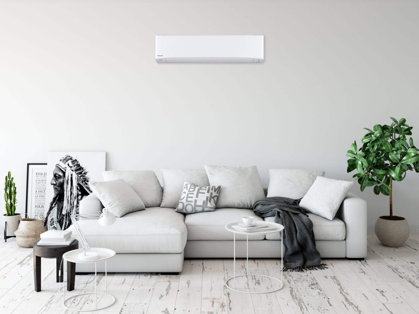How To Use Your Air Conditioner Efficiently, Living Room Air Conditioner