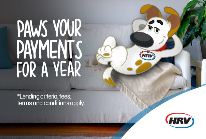 Paws your payments for a year