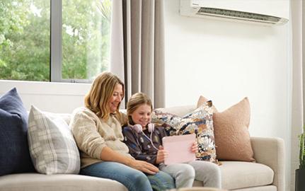 Create a warmer home
