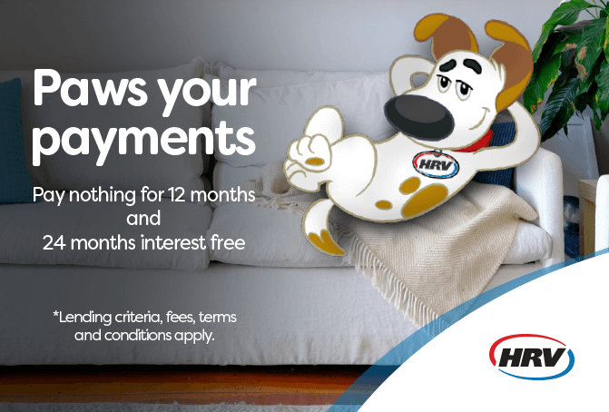 Press paws on payments for a year – and pay no interest for 24 months