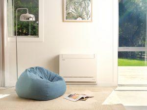 HRV Heat Pump Floor Console Single Room