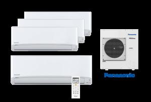 Panasonic high wall heat pump