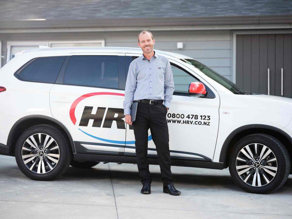 HRV Salesperson